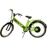 Bicicleta Elétrica Scooter Brasil Daytona 800W 48V 12Ah Verde
