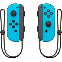Controle Nintendo Joy-Con L/R Switch Azul