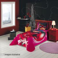 Colcha Matelassê Ladybug® Solteiro- Pink & Vermelha-Lepper