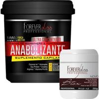 Anabolizante Capilar + Botox Argan Forever Liss - Feminino