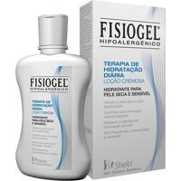 Loção Hidratante Facial / Corporal Fisiogel 120Ml