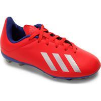 89a3762d41217 ... Chuteira Campo Infantil Adidas X 18.4 Fg - Masculino