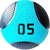 Bola De Arremesso Medicine Ball 5 Kg Liveup Pro C Lp8112-05