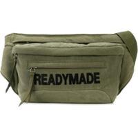 Readymade Pochete Com Logo - Verde