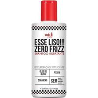 Shampoo Widi Care Esse Liso Zero Frizz - Hidratante 300Ml - Unissex-Incolor