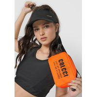 Bolsa Colcci Fitness Camera Bag Laranja