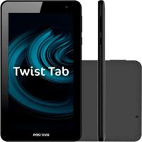 "Tablet Positivo Twist Tab 7"" 1Gb 32Gb T770B Cinza"