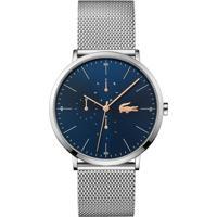 Relógio Lacoste Masculino Aço - 2011024