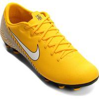 Netshoes  Chuteira Campo Nike Mercurial Vapor 12 Academy Neymar Fg - Unissex 30c1b52e873f8