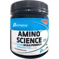 Amino Science Bcaa Powder 600G - Performance Nutrition - Unissex