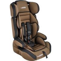Cadeira Para Auto - De 09 À 36 Kg - Panda - Cappuccino - Kiddo - Unissex-Marrom