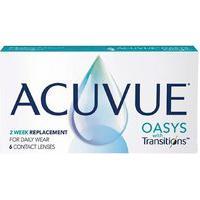 Acuvue Oasys Com Transitions - Lentes De Contato