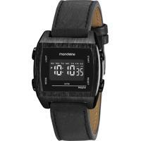Relógio Digital Mondaine Feminino - 99395Gpmvph2 Preto