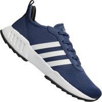 Tênis Adidas Phosphere - Masculino - Azul Esc/Branco