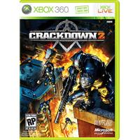 Jogo Crackdown 2 Para Xbox 360 (X360)