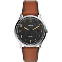 Relógio Fossil Forrester Fs5590/1Mn Masculino - Masculino-Prata