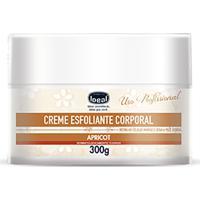 Creme Esfoliante Corporal Apricot Ideal 300G