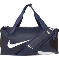Bolsa Nike Alpha Adapt Crossbody Duffel Azul-Marinho