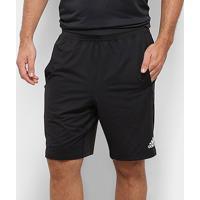 Short Adidas 4Kspr A Ult 9 Masculino - Masculino-Preto