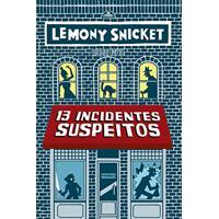 Ebook 13 Incidentes Suspeitos: Volume Extra Da Série Só Perguntas Erradas