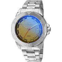 Relógio Analógico Condor Masculino - Co2415Am/3C Prateado