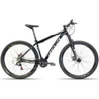 Bicicleta Aro 29 Absolute Xc 24 Velocidades Index Freio Disco Suspensão - Unissex