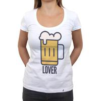 Cerveja Lover - Camiseta Clássica Feminina