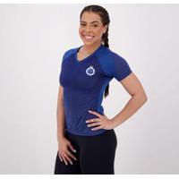Camisa Cruzeiro Motion Feminina - Feminino