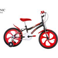 Bicicleta Aro 16 Nic Houston Preto