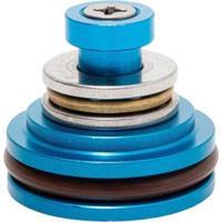 Cabeça De Pistão Para Precisão Plano Universal Em Alumínio Para Airsoft – Quick Shot - Unissex