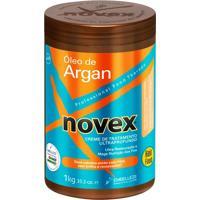 Creme De Hidratação E Tratamento Novex Óleo De Argan 1K