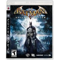 Jogo Batman - Arkham Asylum - Ps3 - Unissex