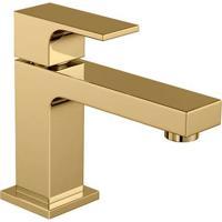 Torneira Para Banheiro Mesa Unic Gold Bica Baixa 1197.Gl90 - Deca - Deca