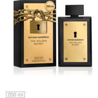 Perfume Banderas Golden Secret