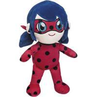 Pelúcia 15 Cm - Miraculous - Ladybug - Fun