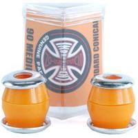 Amortecedores Independent Conical Medium Orange 90A Laranja