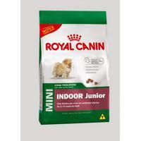 Ração Royal Canin Mini Indoor Junior 1Kg