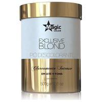 Pó Descolorante Exclusive Blond Magic Color 500G