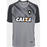 Netshoes  Camisa De Goleiro Botafogo Ii 2018 S N° Torcedor Masculina -  Masculino 73cb374619f9c