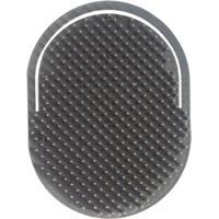 Escova Para Cabelo Oval Masculina De Bolso 1 Unidade