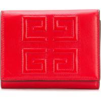 Givenchy Carteira '4G' - Vermelho