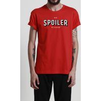 Camiseta No Spoiler