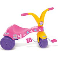 Triciclo Borboletinha Rosa Xalingo
