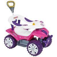 Carro De Passeio - Sofy Car Style - Rosa - Biemme Biem719