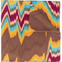 Missoni Echarpe De Lã Com Estampa Abstrata - Neutro