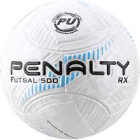 3f4c20b8acbe9 Ir para a loja Netshoes Netshoes  Bola Futsal Penalty Rx Fusion Viii -  Unissex