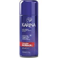 Fixador Para Cabelos Karina Spray 250Ml - Unissex