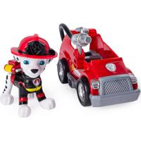 Mini Carrinho Patrulha Canina Resgate Ultimate Marshall Cart