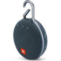 Caixa De Som Bluetooth À Prova D´Agua Jbl Clip 3 - Unissex