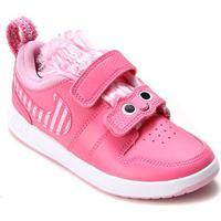 Tênis Infantil Nike Pico 5 Psv Lil Feminino - Unissex-Rosa